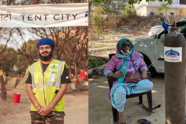 Covid-19 heroes: Harteerath Singh helps thousands with his family NGO, Hemkunt Foundation