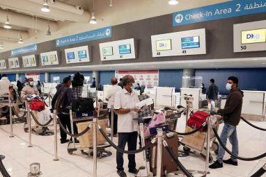 UAE bans travellers from Pakistan, Bangladesh, Sri Lanka and Nepal starting May 12