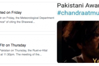 Twitter turns into a meme-fest as Pakistan UNEXPECTEDLY announces Eid at MIDNIGHT
