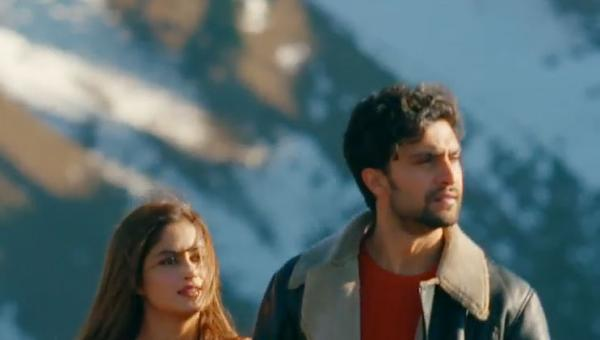 Ahad Raza Mir and Sajal Aly Sure Know How To Break The Internet