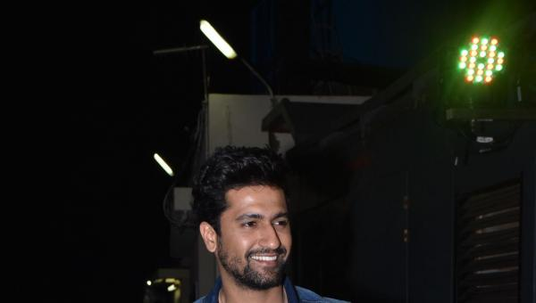 Vicky Kaushal, Bhumi Pednekar Are All Smiles At Bhoot Screening