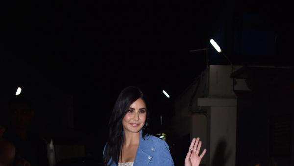 Katrina Kaif Turns Heads in Casual Look