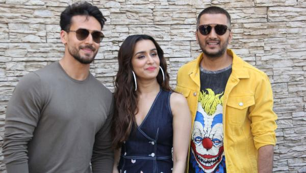 Baaghi 3 Cast Is All Smiles For The Camera
