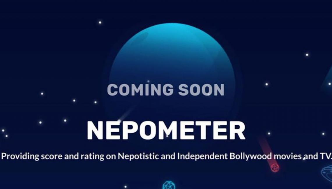 This app will be able to rate Bollywood movies on their level of Nepotism