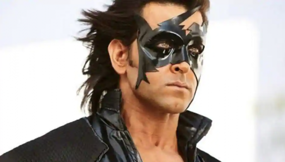 Hrithik Roshan geared to film Krrish 4 along with two new projects