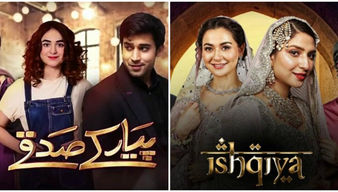 Pakistan authorities ban telecast of Ishqiya and Pyar Ke Sadqay for being 'against social and religious values'