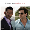 Netflix India hints at an Indian remake of Lucifer starring Hrithik Roshan