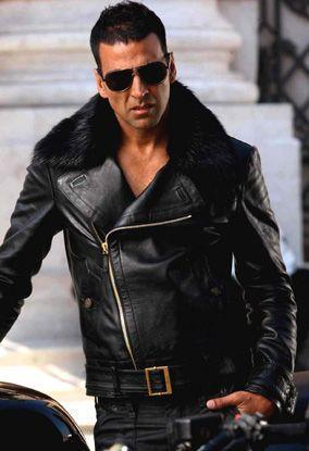 Akshay Kumar swings into action