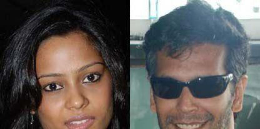Milind and Shahana are a couple