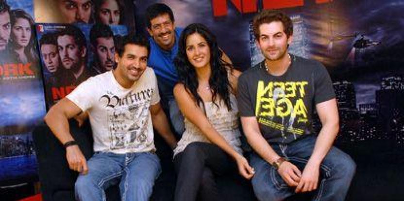 'New York' stars cast on TV