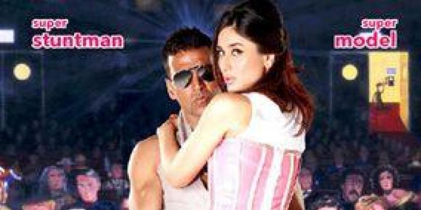 'Kambakkht Ishq' is an illogical film, says Akshay