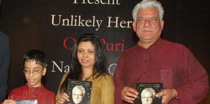 Om Puri says divorce is on the way