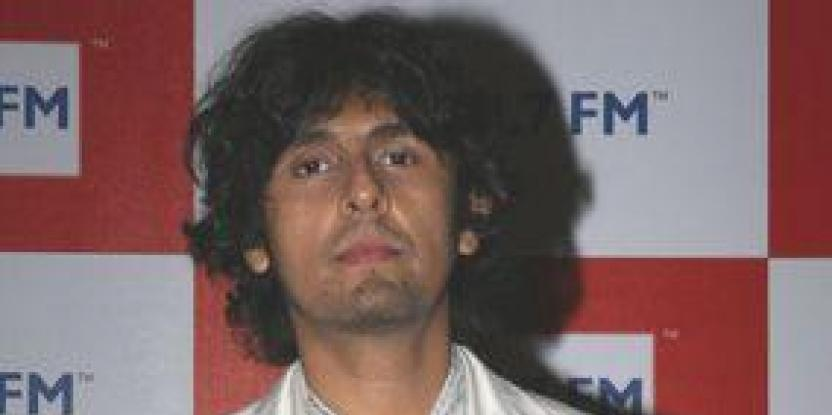 Sonu Nigam supports fight against child labour