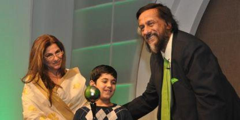 Akshay's son is a green hero!