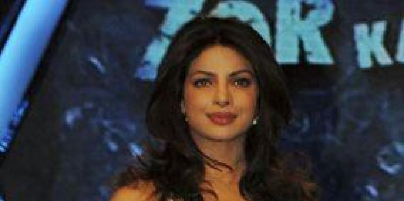 Priyanka's set for a face-off