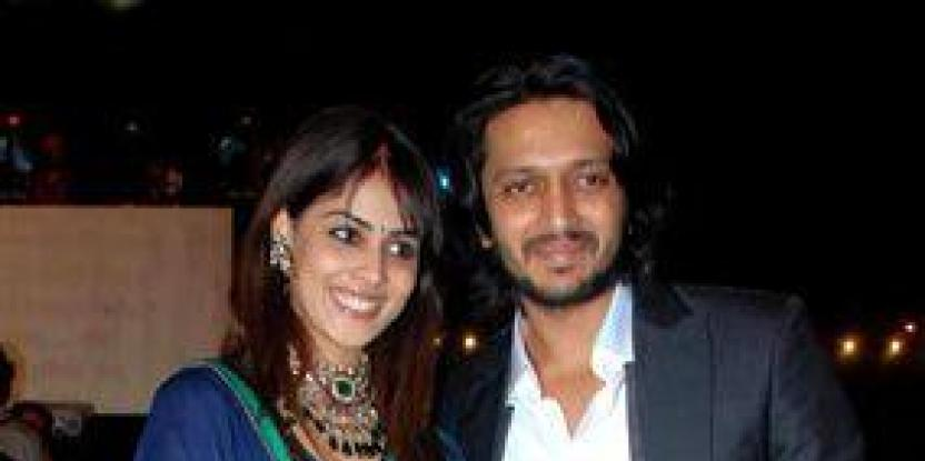Riteish-Genelia ready for a reunion