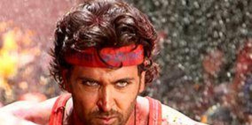 First Look: Hrithik in 'Agneepath'