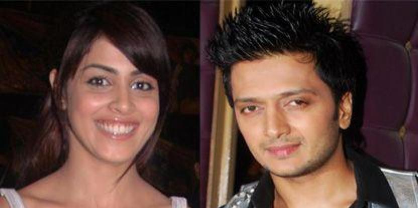Riteish-Genelia excited to team up again