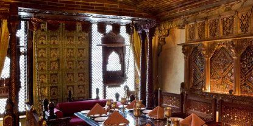 Antique Bazaar's dose of Indian flavours