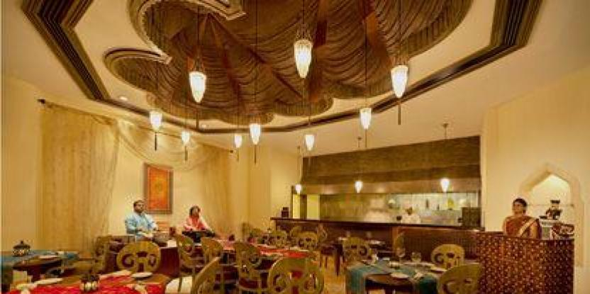Enjoy an authentic Indian meal at Handi