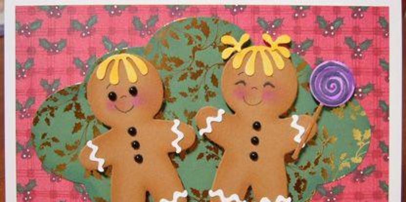 Gluten-Free Gingerbread People