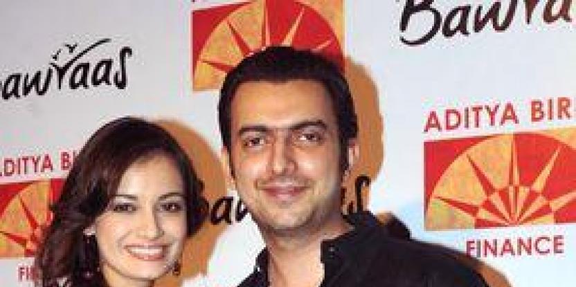 Revealed! Dia Mirza's Wedding Plan