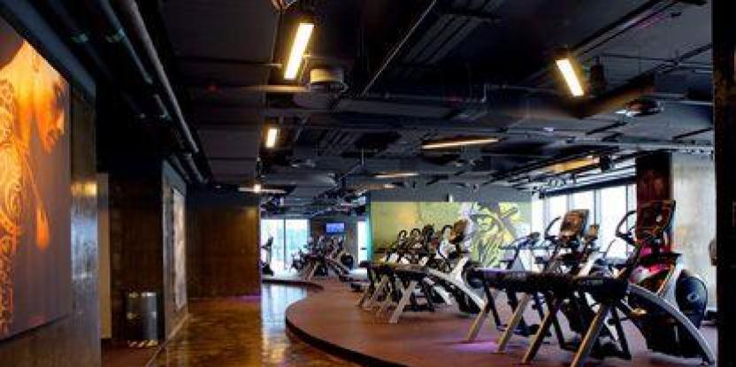 Cool Gym in Dubai