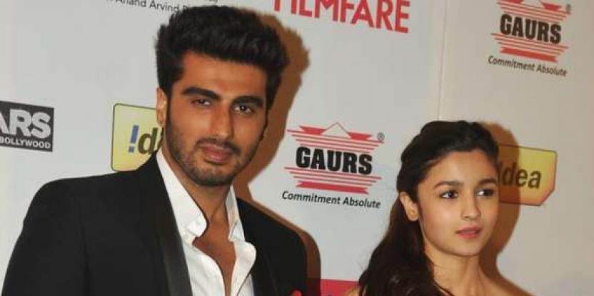 """Arjun Kapoor Has a Very Special Place in my Life"", Says Alia Bhatt"