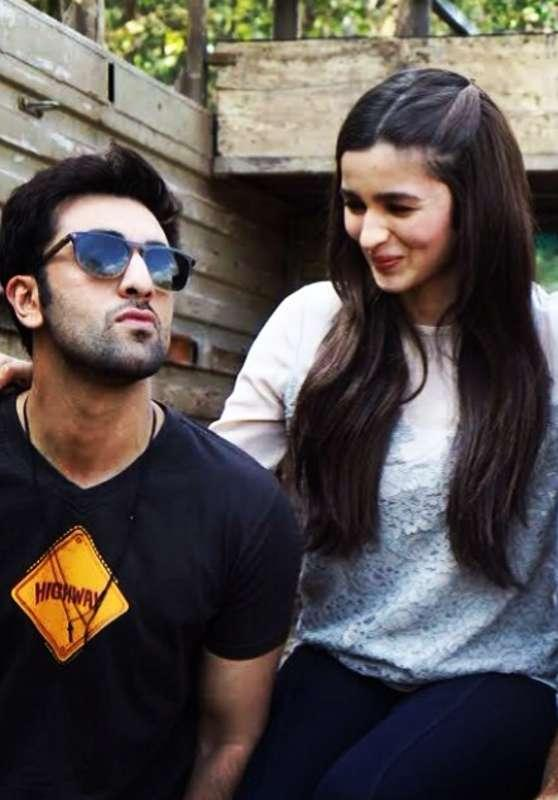 Alia Bhatt and Ranbir Kapoor's Latest Pictures Are Going Viral
