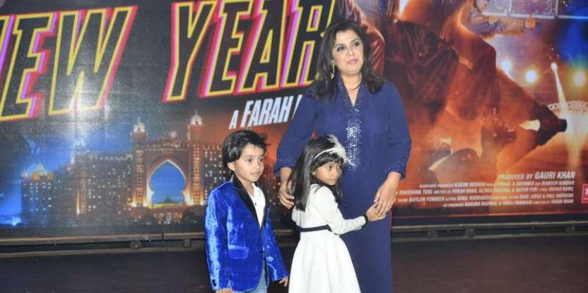 Farah Khan to Perform Live On Stage After 25 Years
