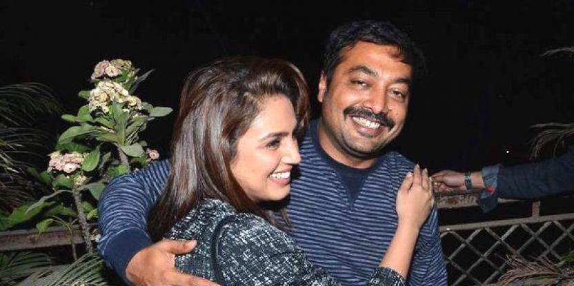 Anurag Kashyap and Huma Qureshi Come Together Finally?