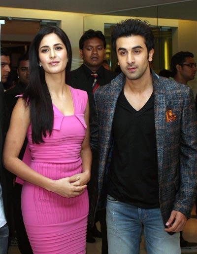 'I Am Not Engaged To Ranbir Kapoor': Katrina Kaif