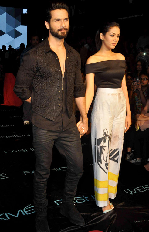 Shahid Kapoor Opens Up About Wife Mira's Bollywood Debut!