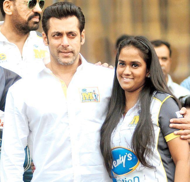 Arpita Khan Rubbishes Rumours of Salman Khan's Engagement to Lulia Vantur!