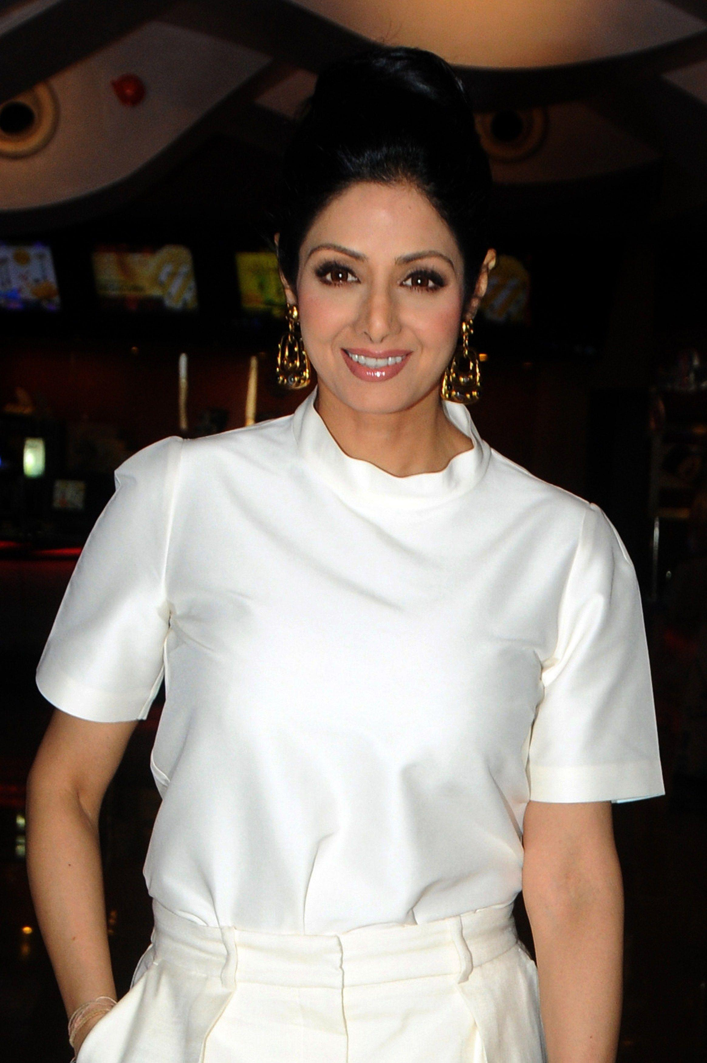 Sridevi to the Rescue