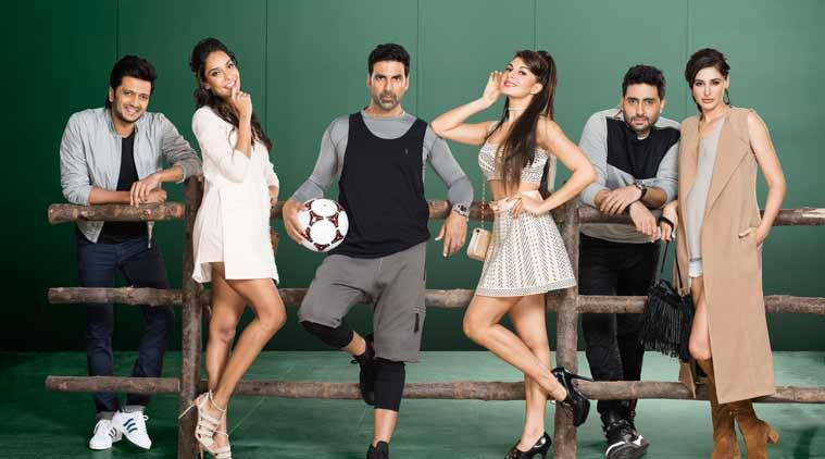 Movie Review: Housefull 3