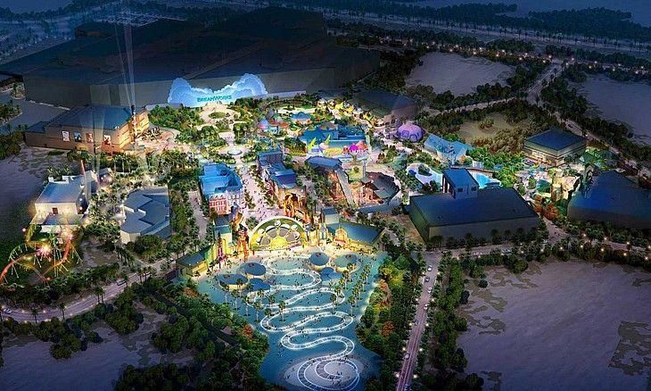 Dubai Parks and Resorts Reveals its Launch Date
