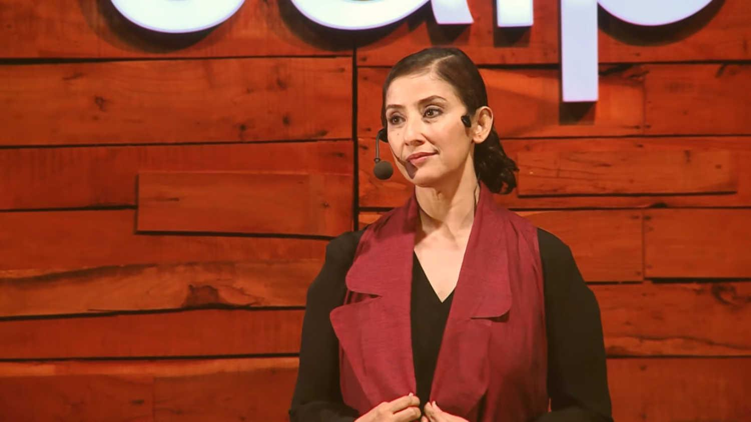 WATCH: Manish Koirala's Inspiring TED Talk