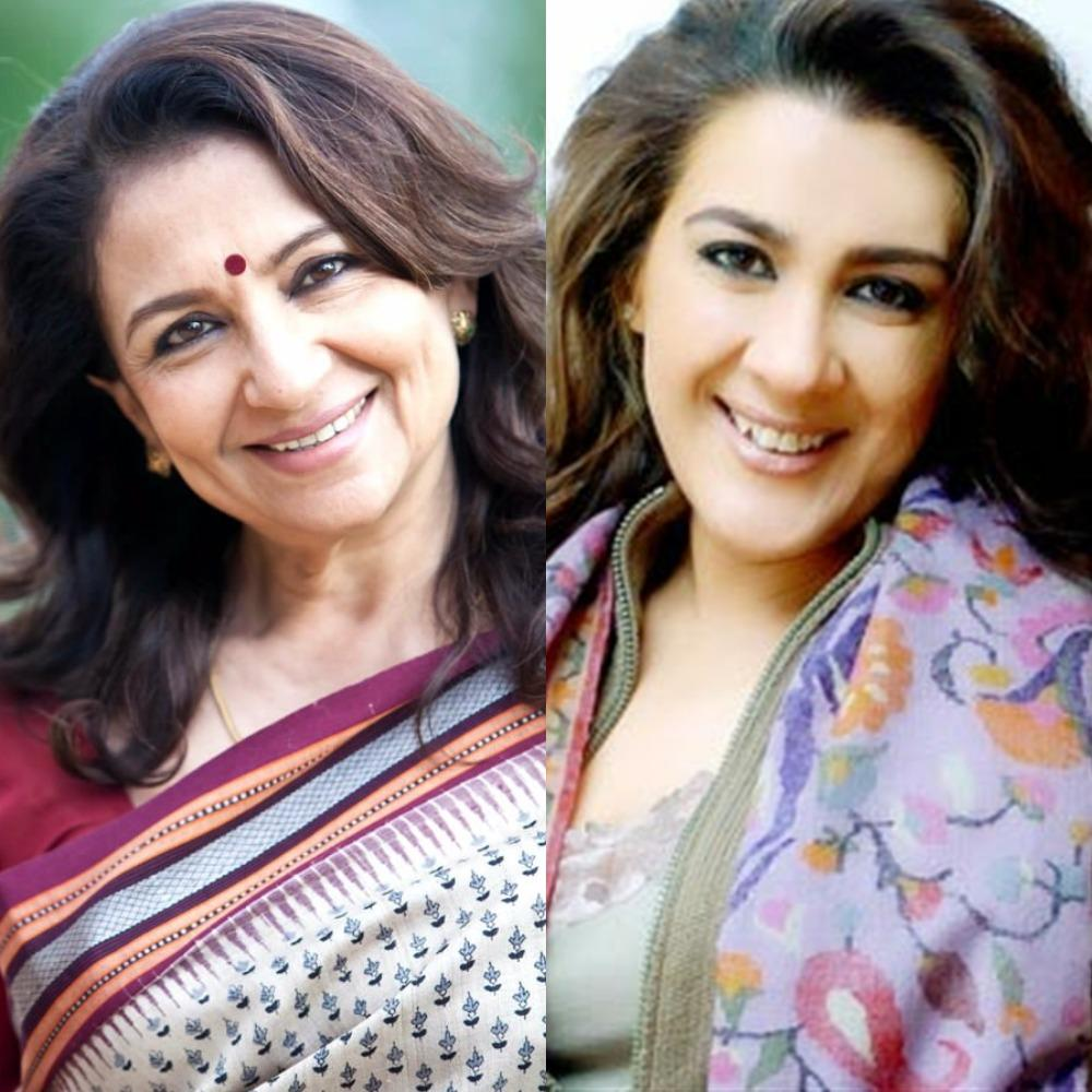 Sharmila Tagore Connects with Former Daughter-in-law Amrita Singh after 14 years