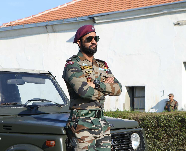 Uri: The Surgical Strike Movie Review: Vicky Kaushal Pumps Up the 'Josh'