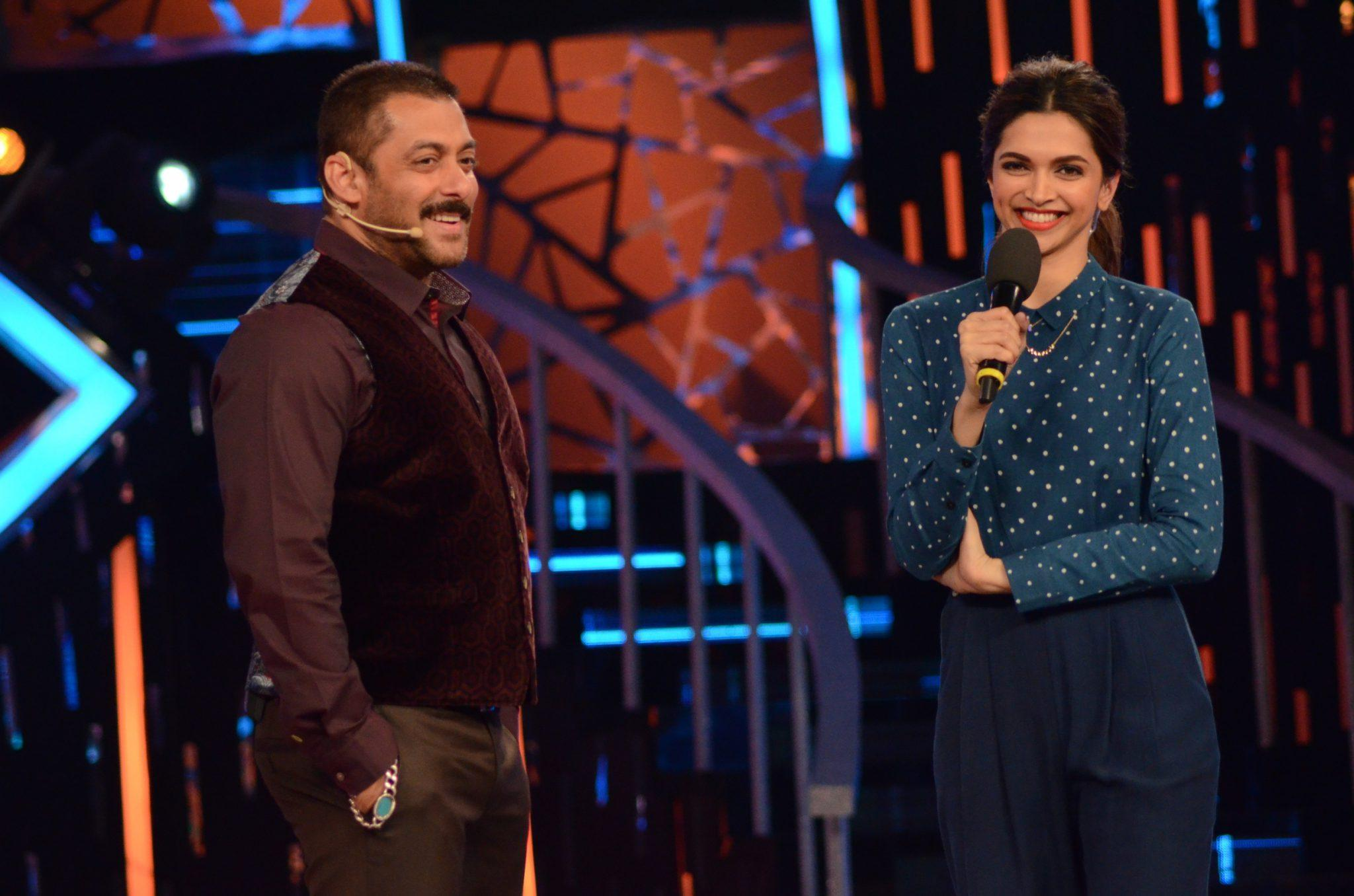 Salman Khan and Deepika Padukone to be in Bhansali's Next?