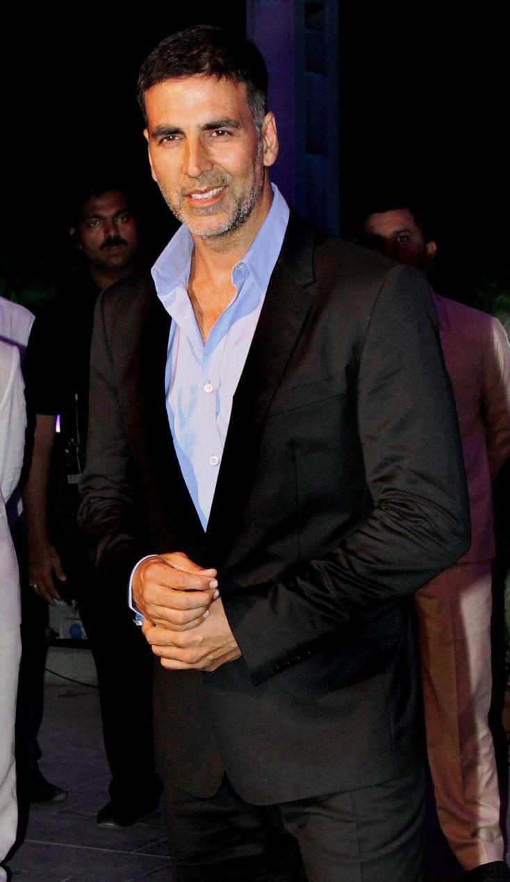 Akshay Kumar Ranks Fourth on Forbes List of Highest Paid Actors
