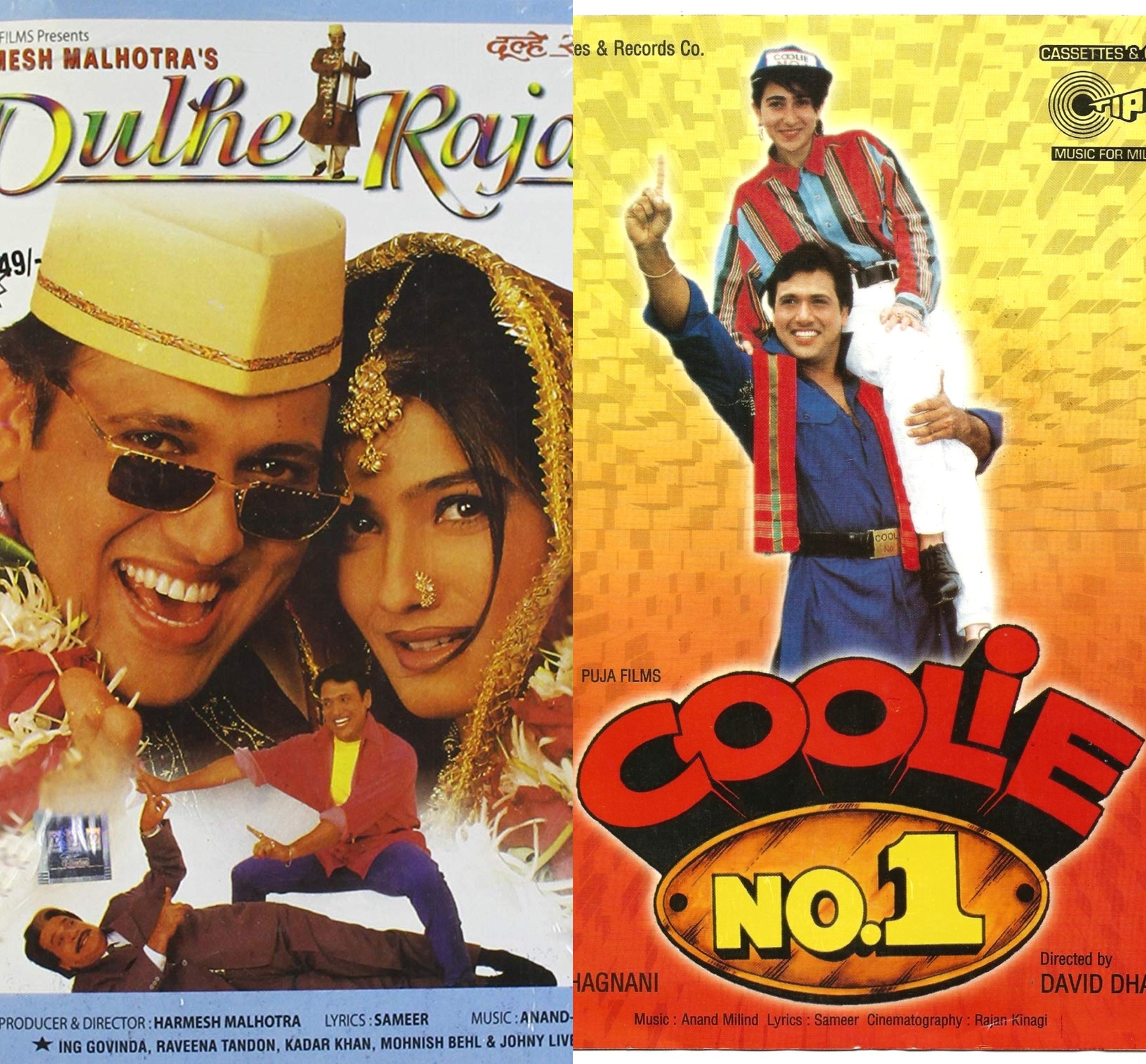 Govinda's Top 10 Songs