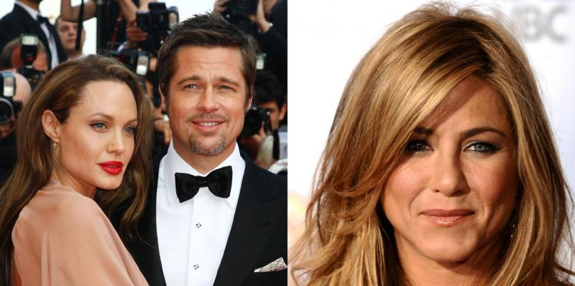 Jennifer Aniston Was the First Person Brad Pitt Called After Split With Angelina Jolie