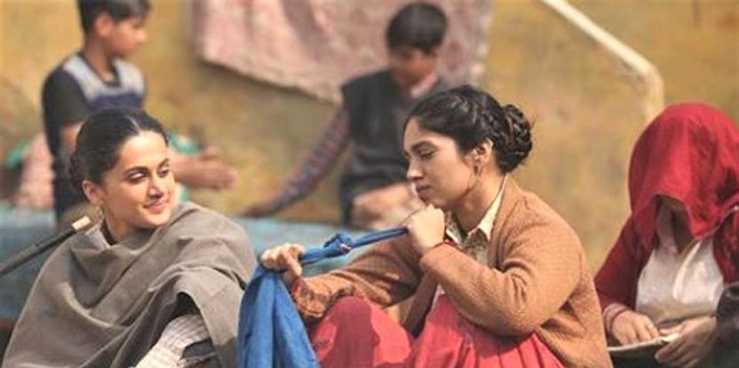Taapsee Pannu and Bhumi Pednekar's Film Saand Ki Aankh: First Teaser Released