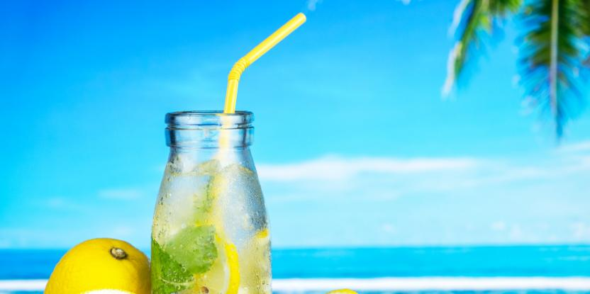 Lemon Water: The Top 5 Health and Beauty Benefits This Simple Drink Provides