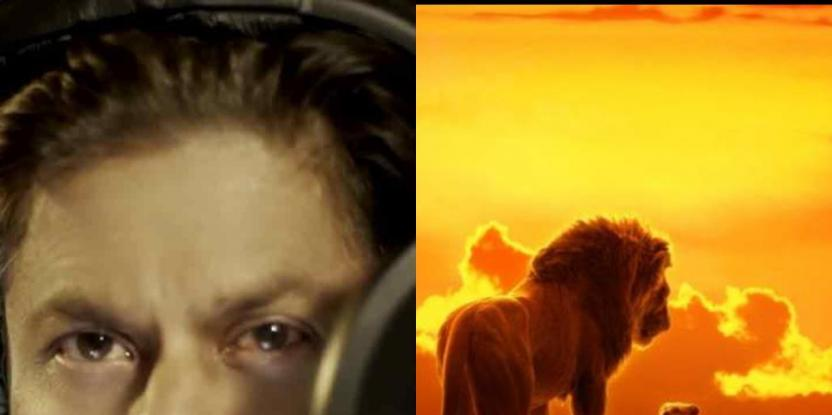 Shah Rukh Khan Sheds Light on the Moral Message in The Lion King