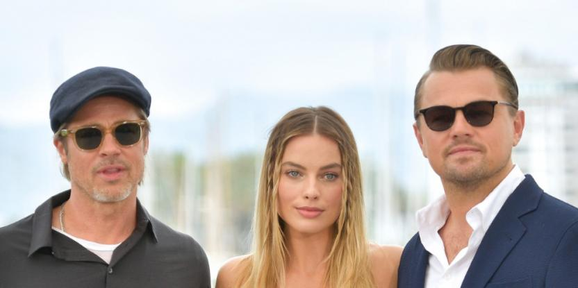 Leonardo DiCaprio, Brad Pitt and Margot Robbie Talk About Titanic: Could Jack Have Fit on the Door?