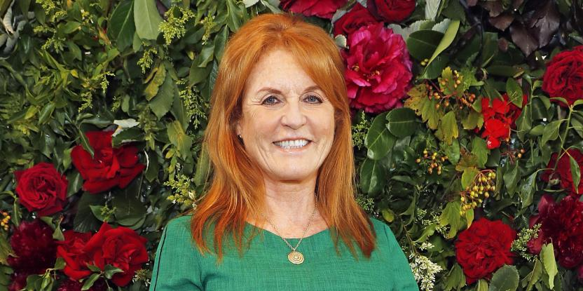 Sarah Ferguson's Charity For Underprivileged Children Raises 2.8 Million Pounds