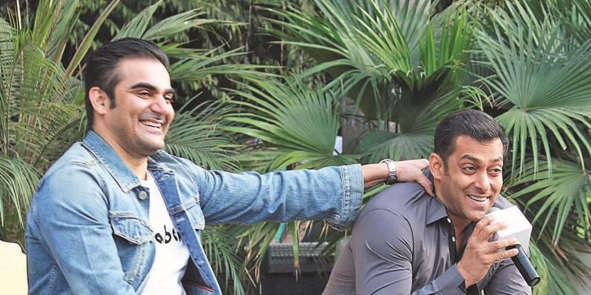 Dabangg 3: Arbaaz Khan Reveals 60% of Shooting For Salman Khan's Film is Complete